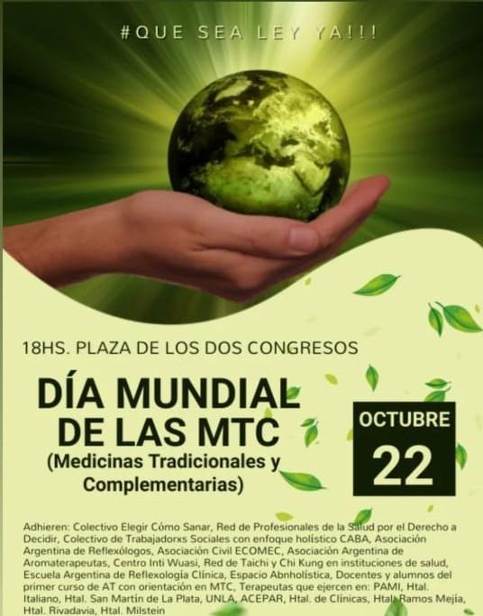 Ley de Medicina Tradicional Complementaria Argentina